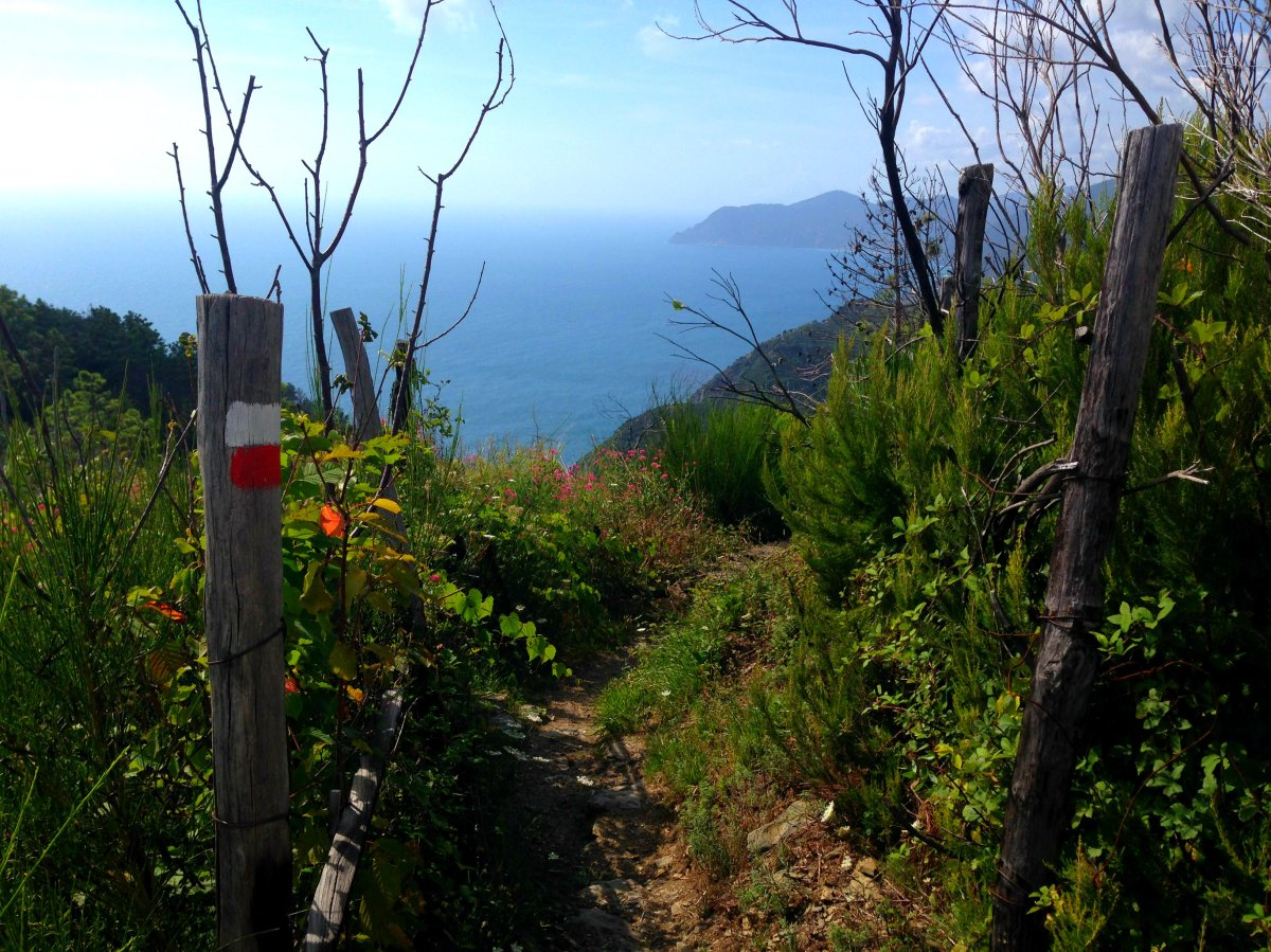 How to Hike From Portovenere to Riomaggiore