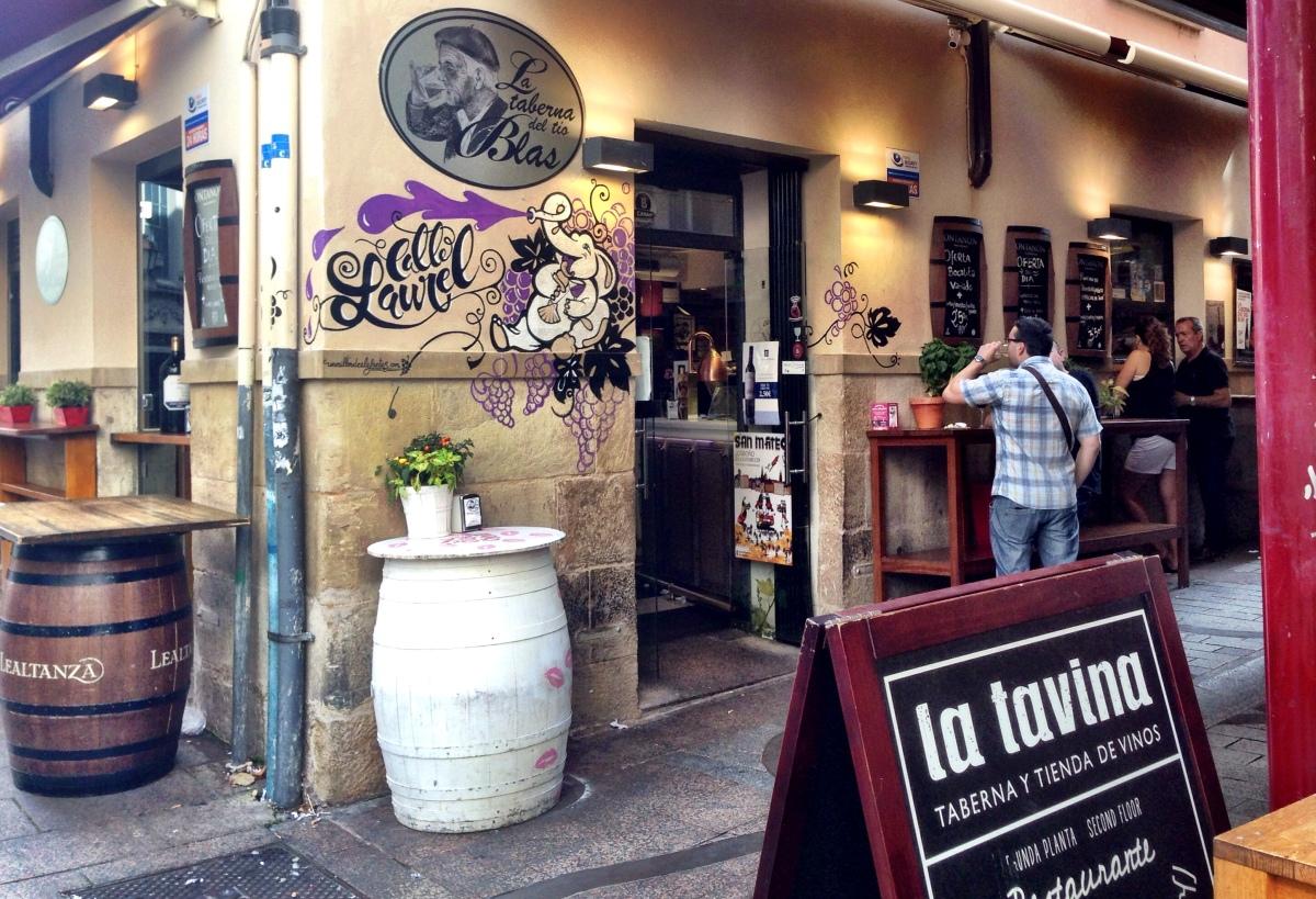 How To Pincho Hop in Logroño
