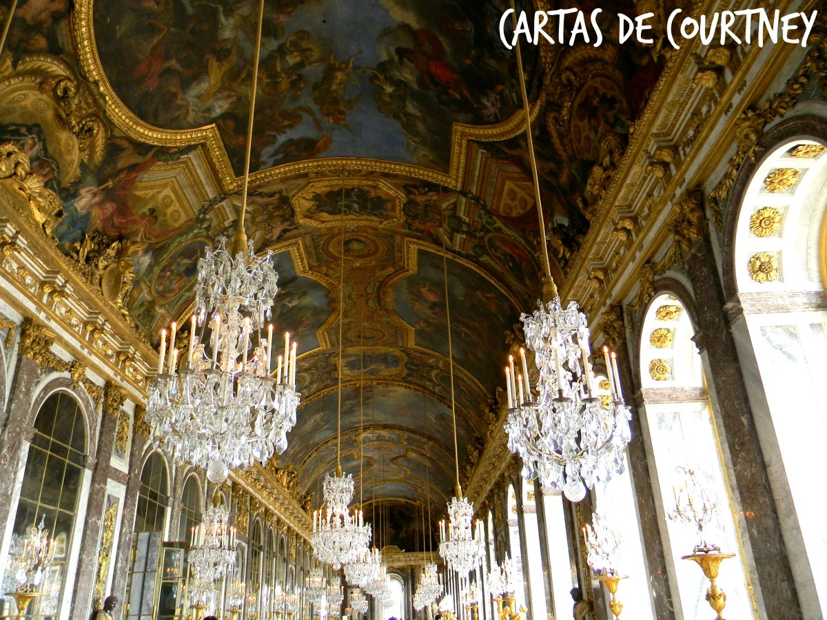 Real Life Fairy Tale: Palace of Versailles